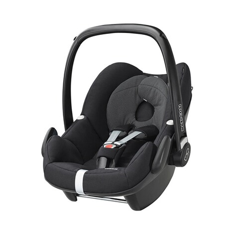 MAXI-COSI PEBBLE Babyschale  black raven 1