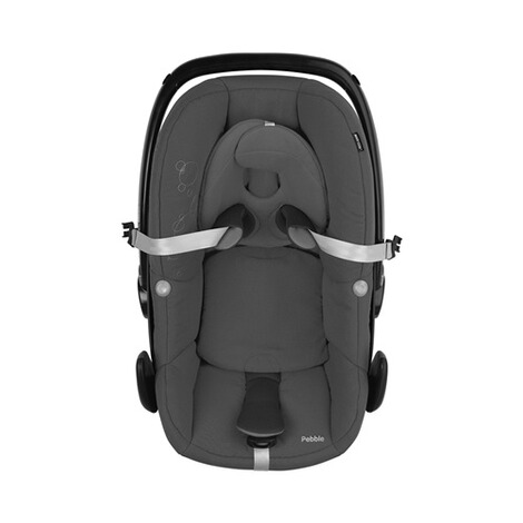 MAXI-COSI PEBBLE Babyschale  black raven 5