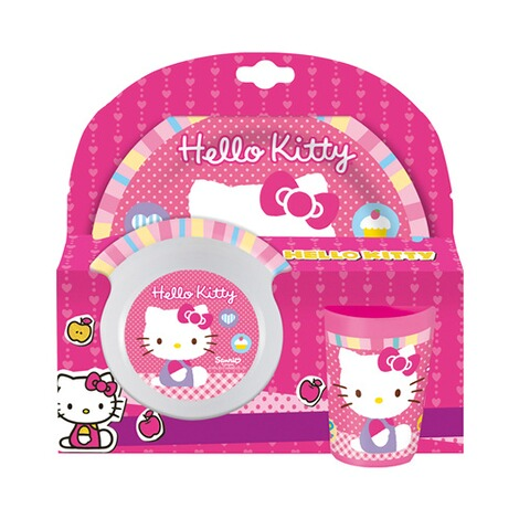 Hello kitty fr hst cksset 3tlg online kaufen baby walz - Cortinas de hello kitty ...