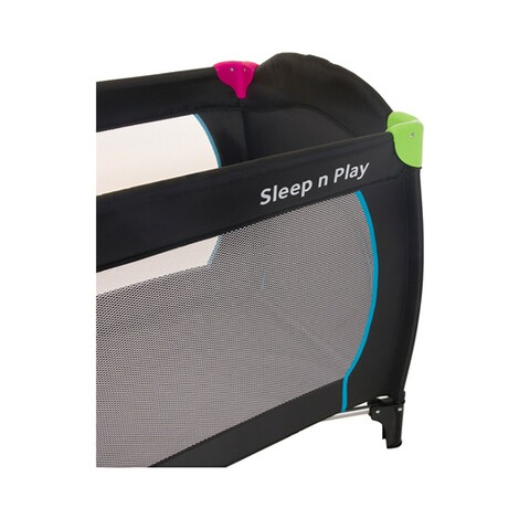 Hauck  Reisebett Sleep'n Play Go Plus  multicolor black 2