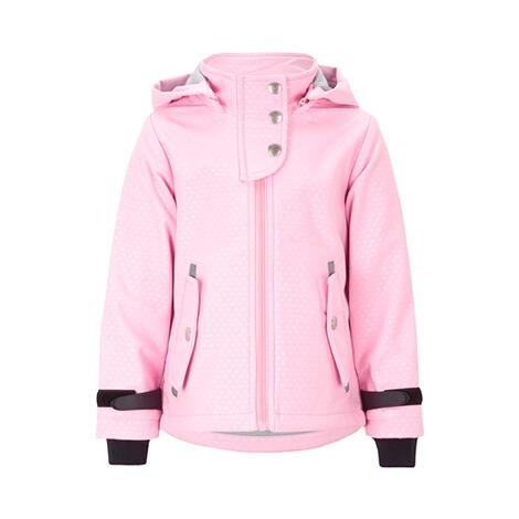 neueste art Beamten wählen hochwertiges Design s.Oliver Softshelljacke light pink