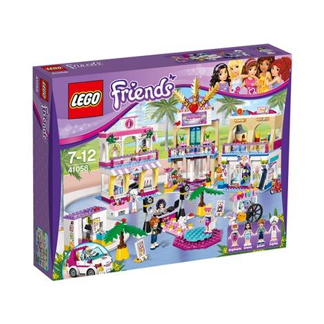 Heartlake 41058 Lego® Centre Le Commercial Friends De iwOZPTulkX