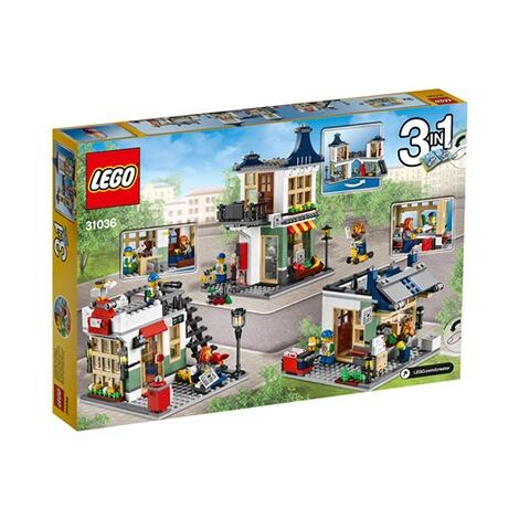 L'épicerie Jouets De Creator 31036 Lego® Magasin Et Le 80wnPkO