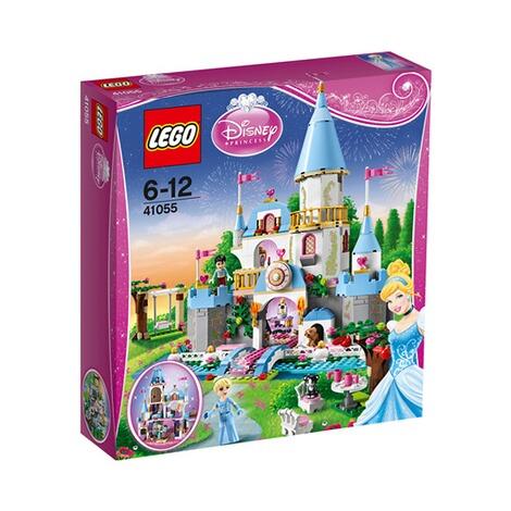 À Le Château Lego® Disney De Cendrillon Commander En Princess 41055 xerCWdBo