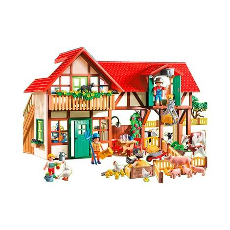 Playmobil Country 6120 Großer Bauernhof Online Kaufen Baby Walz