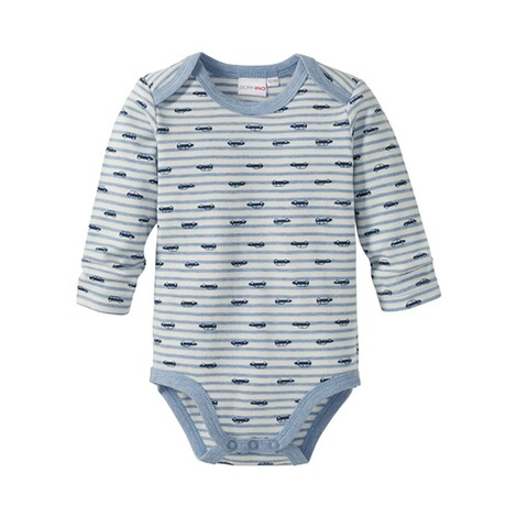BORNINO BASICS 5er-Pack Bodys langarm 6