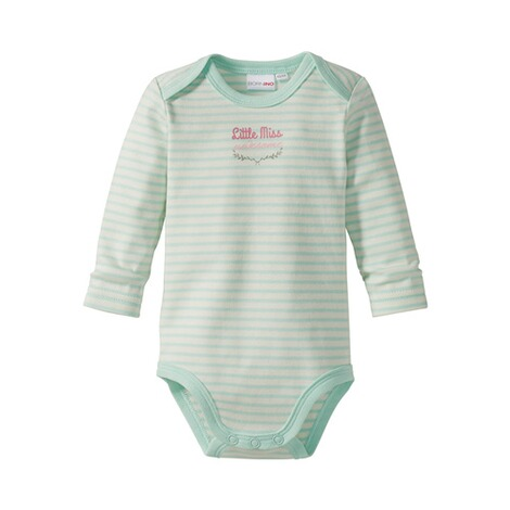 BORNINO BASICS 5er-Pack Bodys langarm 11