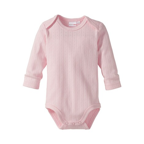 BORNINO BASICS 5er-Pack Bodys langarm 7