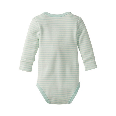 BORNINO BASICS 5er-Pack Bodys langarm 12