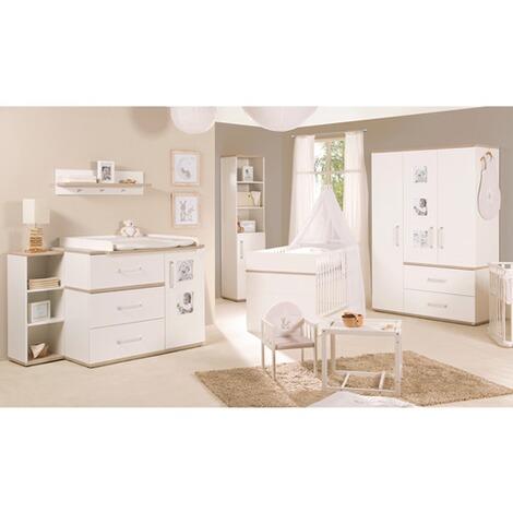 roba 3 tlg babyzimmer moritz online kaufen baby walz. Black Bedroom Furniture Sets. Home Design Ideas