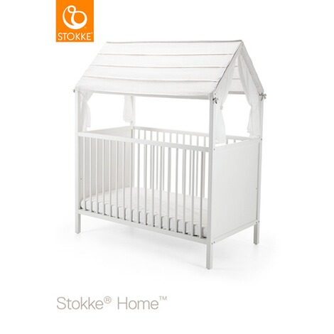 stokke home dach f r babybett online kaufen baby walz. Black Bedroom Furniture Sets. Home Design Ideas