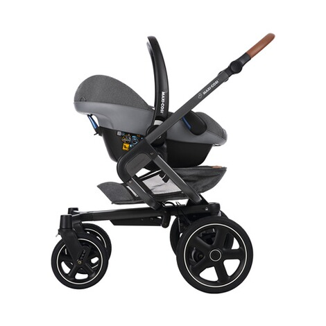 Maxi-Cosi  Pebble Plus i-Size Babyschale  sparkling grey 8