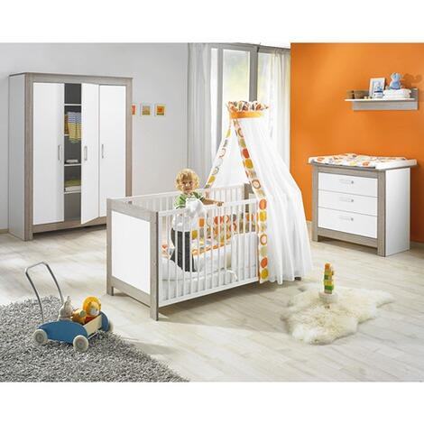 Geuther 3 tlg babyzimmer marlene online kaufen baby walz - Babyzimmer geuther ...