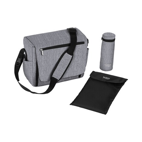 Britax Römer  Wickeltasche Nursery Bag  Grey Melange 1