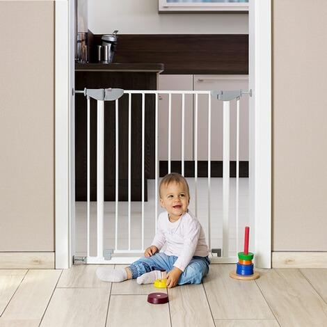 reer t r und treppenschutzgitter 74 80 7 cm online kaufen baby walz. Black Bedroom Furniture Sets. Home Design Ideas