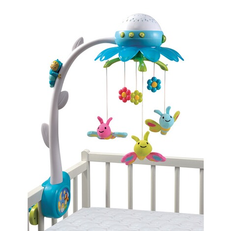 smoby cotoons musik mobile mit deckenprojektor online kaufen baby walz. Black Bedroom Furniture Sets. Home Design Ideas