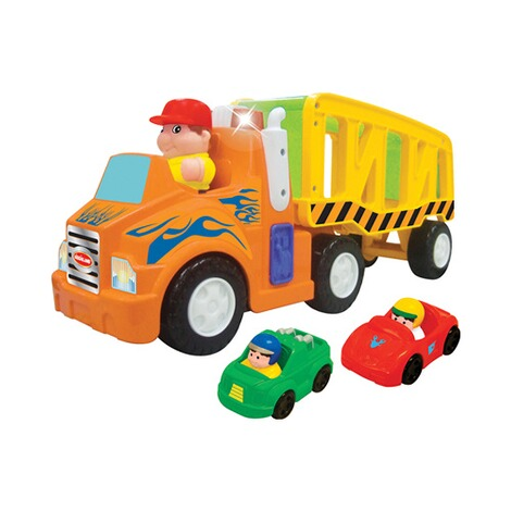 KIDDIELAND  Camion transport de voitures 3