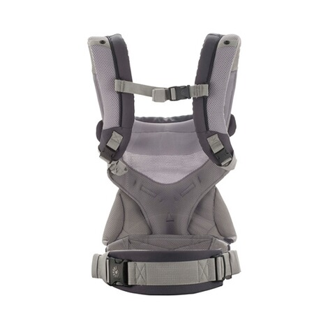 Ergobaby® 360 Cool Air Mesh Babytrage, 4 Tragepositionen  Carbon Grey 4