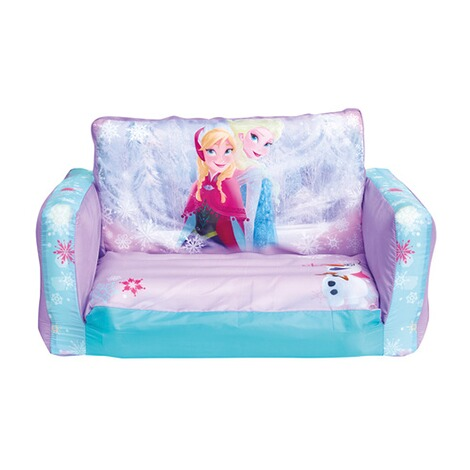 worldsapart la reine des neiges disney le canap d pliable. Black Bedroom Furniture Sets. Home Design Ideas