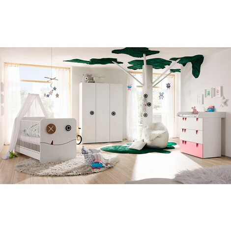 now! by hülsta NOW! MINIMO 3-tlg. Babyzimmer Minimo 1