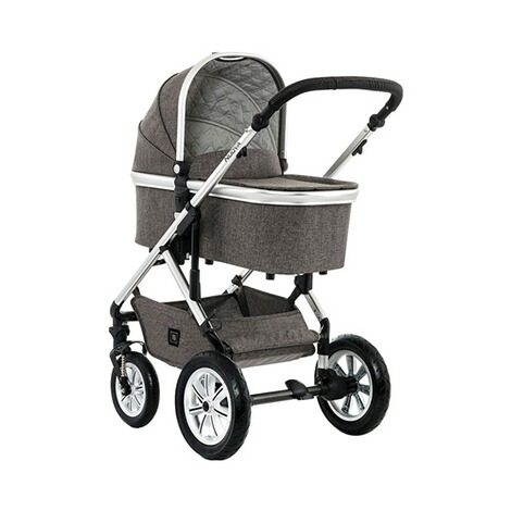 moon nuova city kombikinderwagen mit alu deluxe wanne online kaufen baby walz. Black Bedroom Furniture Sets. Home Design Ideas