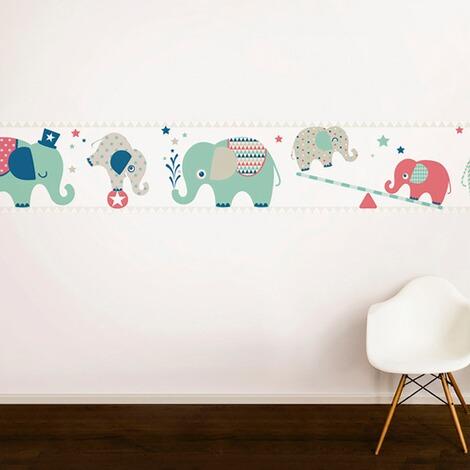 anna wand design maxi bord re elefanten boys online kaufen baby walz. Black Bedroom Furniture Sets. Home Design Ideas