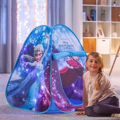 John la reine des neiges disney la tente de jeu my pop up - La reine des neiges jeu gratuit ...