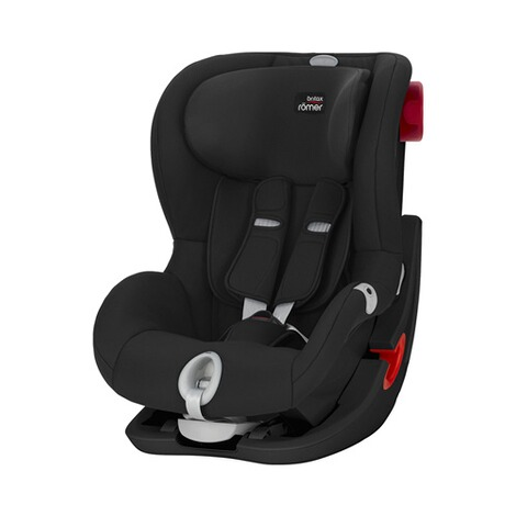 Britax Römer  King II LS Kindersitz  Black Series cosmos black 1