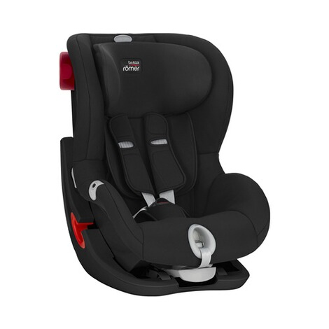 Britax Römer  King II LS Kindersitz  Black Series cosmos black 3