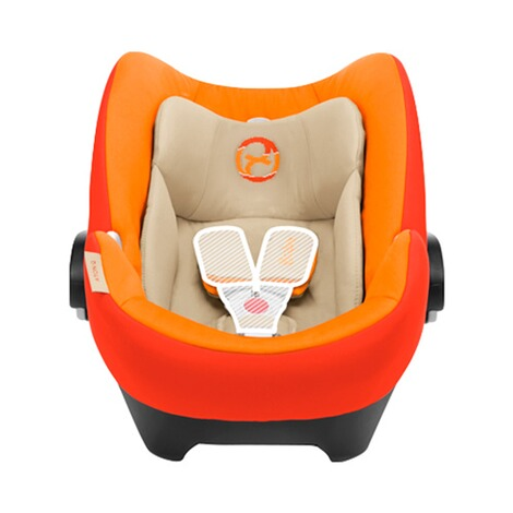 Cybex PLATINUM Aton Q Babyschale  Autumn Gold 5