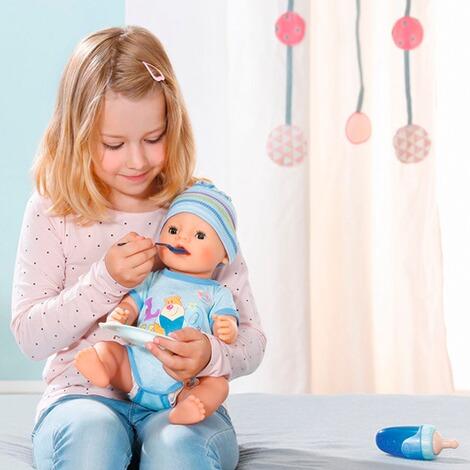 Zapf Creation Baby Born La Poup 233 E Interactive Boy Avec