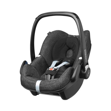 MAXI-COSI PEBBLE Babyschale  triangle black 1