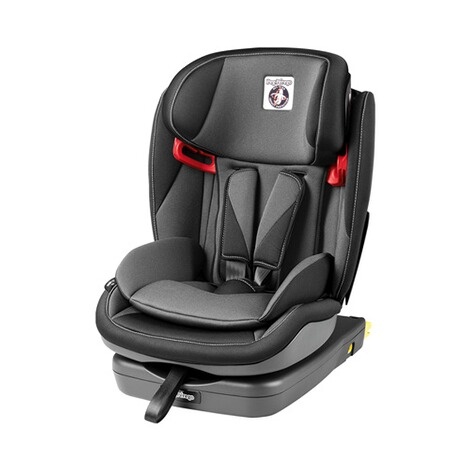 Peg Perego  Viaggio 1-2-3 Via Kindersitz  Crystal Black 1