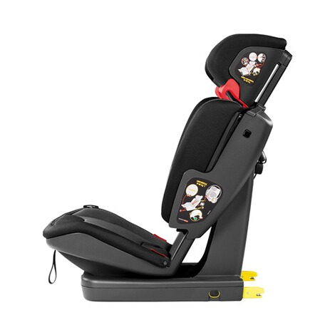 Peg Perego  Viaggio 1-2-3 Via Kindersitz  Crystal Black 9