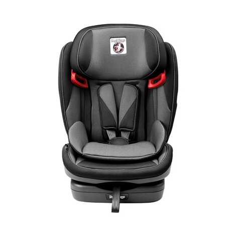 Peg Perego  Viaggio 1-2-3 Via Kindersitz  Crystal Black 11