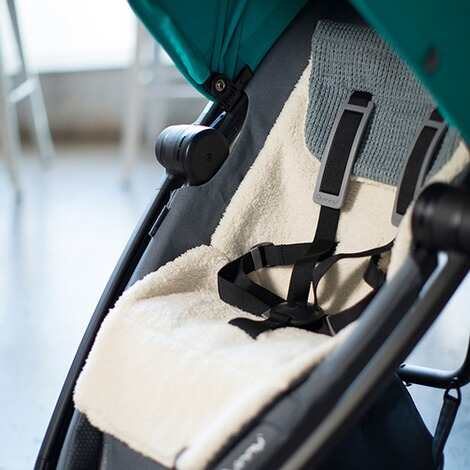 Quinny ZAPP FLEX Buggy mit Liegefunktion  Green on Graphite 7