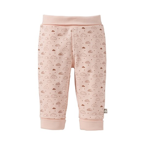 Bornino BASICS Le pyjama long  rose 4