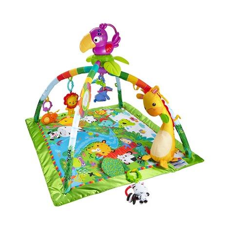 L'arceau de jeu Forêt tropicale avec tapis d'éveil