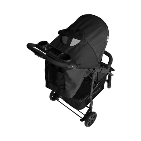 Hauck  Citi Neo II Buggy mit Liegefunktion  caviar/stone 6