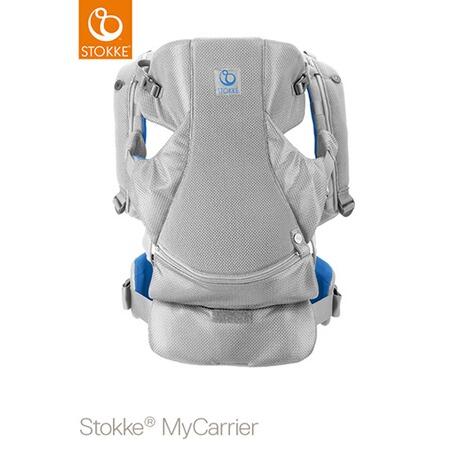 STOKKE MYCARRIER Le Portebébé Ventraldorsal Positions De - Porte bébé ventral et dorsal