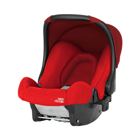Britax Römer  Baby-Safe Babyschale  Flame Red 1