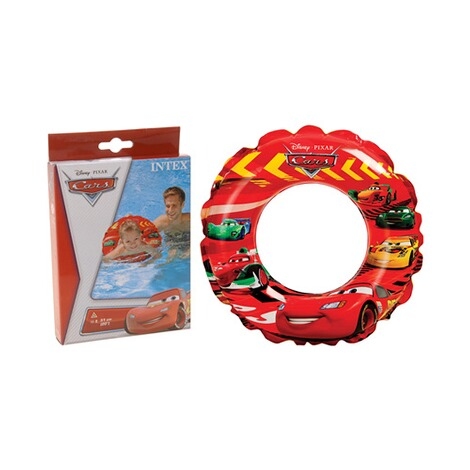 INTEX DISNEY CARS Schwimmring 2