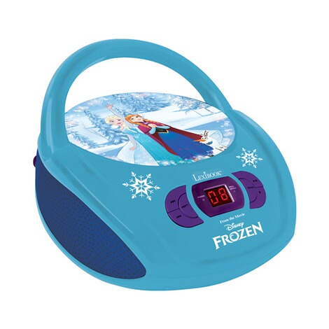 Lexibook DISNEY FROZEN Radio CD Player Boombox 1