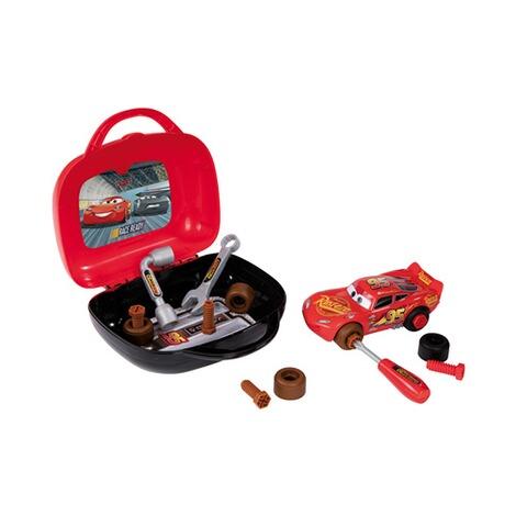Smoby DISNEY CARS 3 Werkzeugkoffer mit Lightning McQueen ...