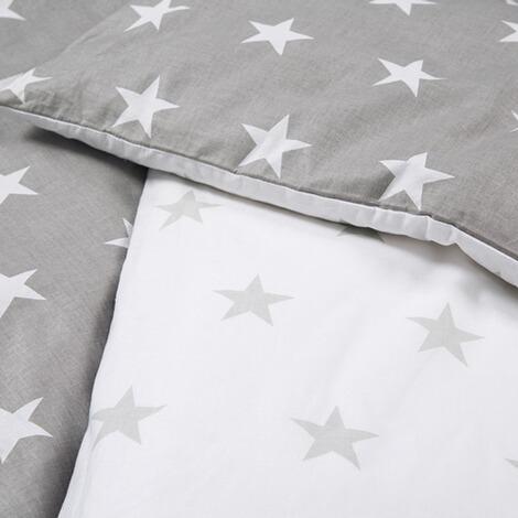 roba bettw sche little stars 40x60 100x135cm online kaufen baby walz. Black Bedroom Furniture Sets. Home Design Ideas