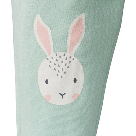 BORNINO  2er-Pack Leggings Hase 4