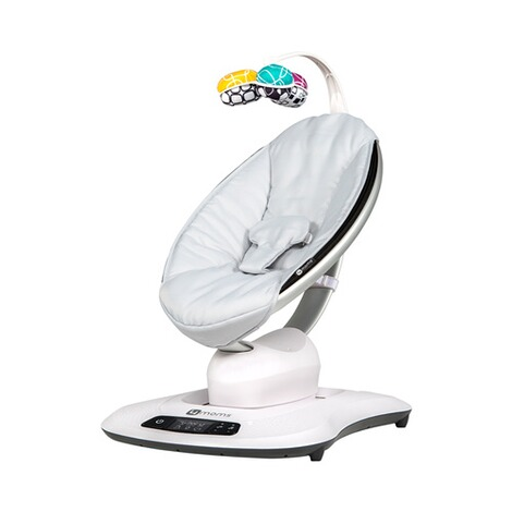 4moms MAMAROO 4 Babywippe 3D  Classic Grey 1