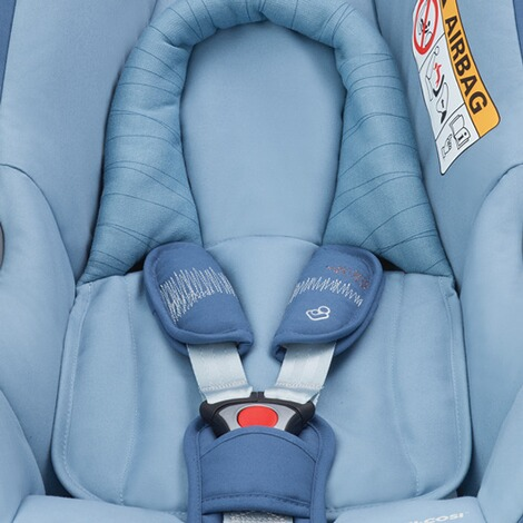 MAXI-COSI CABRIOFIX Babyschale  Frequency Blue 2