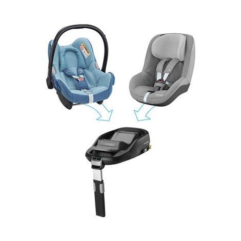 MAXI-COSI CABRIOFIX Babyschale  Frequency Blue 6