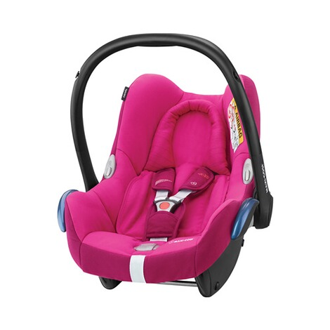 MAXI-COSI CABRIOFIX Babyschale  Frequency Pink 1